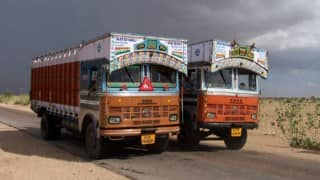 Truckers call off five-day transporters' strike after Nitin Gadkari's assurance