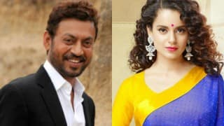 Irrfan Khan, Kangana Ranaut to work together in film on singer Begum Akhtar?