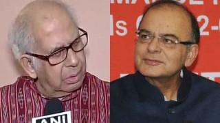 Arun Jaitley slams PM Bhargava for returning Padma Bhushan; terms it 'manufactured rebellion'