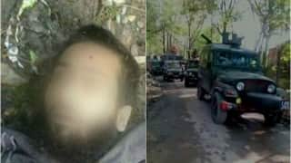 Encounter underway in Baramulla; One militant killed, 2 jawans injured in gun battle