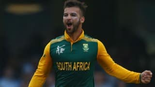 J P Duminy out of ODIs after sustaining hand injury