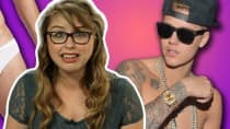 Why does Justin Bieber's penis matter so much? (MTV Braless video)