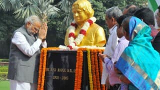 Dr Kalam was first a 'rashtra-ratna' then he went on to be the President: Narendra Modi