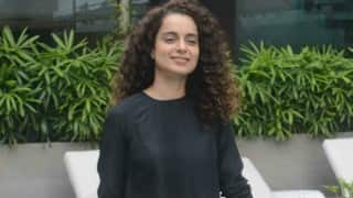 Kangana Ranaut: Rani Laxmibai being shelved is just rumour