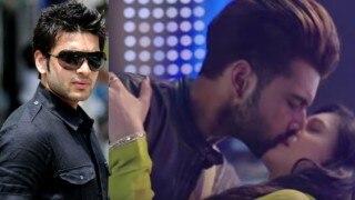 Yeh Kahan Aa Gaye Hum kissing scene video: Karan Kundra shares hot lip-lock with Saanvi Talwar!
