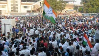 Congress holds protest over hike in power tariff in Haryana