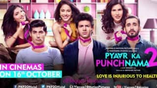 Pyaar Ka Punchnama 2: Director Luv Ranjan fails to recreate magic on the big screen!
