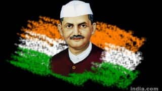 Jai Jawan Jai Kisan: Remembering former Prime Minister Lal Bahadur Shastri on his 111th birth anniversary