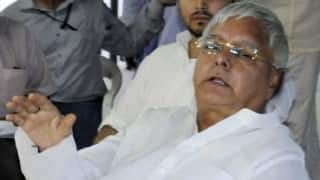 Bihar Assembly Elections 2015: Lalu Prasad Yadav says good morning, hopes for big win