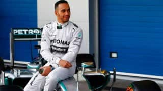 Lewis Hamilton within reach of third title in Texas