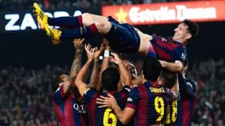 Barcelona's Lionel Messi Wins 'Best Goal Ever' Award | Watch Goal