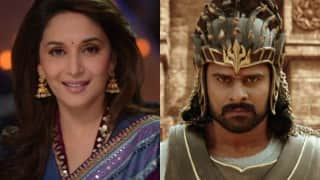 Prabhas' Bahubali 2 will see Madhuri Dixit in role of Anushka Shetty's sister?