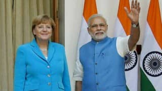 PM Modi Speaks to German Chancellor Angela Merkel, Discusses COVID-19 Situation