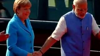 PM Narendra Modi meets German Chancellor Angela Merkel: Live streaming video
