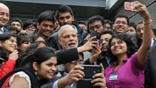 Unsuccessful Narendra Modi election campaign 'Selfie with Modi' costs BJP 1crore