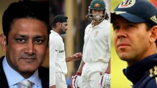 Anil Kumble: Ricky Ponting and I could have solved infamous 'Monkeygate'