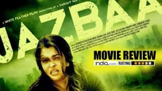 Jazbaa Movie Review: ऐश्वर्या राय बच्चन का धमाकेदार कमबैक, well done ऐश