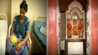 Amazing story! Muslim woman gives birth to son inside Ganesh temple in Wadala, Mumbai (Watch video)