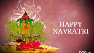 Navratri 2015: Know the Durga Puja Muhurat & auspicious timings of Ghatasthapana Muhurat