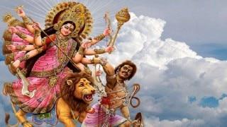 Ashtami Wishes in Hindi: Durga Ashtami Messages, Images, Quotes, Whatsapp & Facbook Status to Wish Happy Maha Ashtami 2016 Greetings!