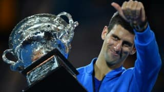 Novak Djokovic continues to lead ATP rankings