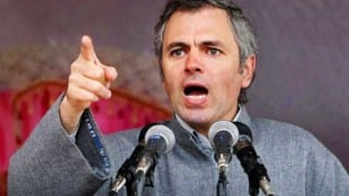 Omar Abdullah questions foundation stone laying ceremony by Smriti Irani