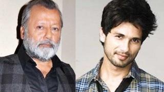 Never helped Shahid Kapoor in his career, says Pankaj Kapur