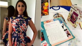 Parineeti Chopra birthday: Check out the actress' birthday presents from fans!