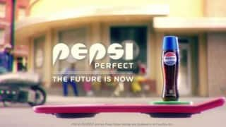 Pepsi is 'Back to the Future' with collector's item bottle Pepsi Perfect for US (Watch video)