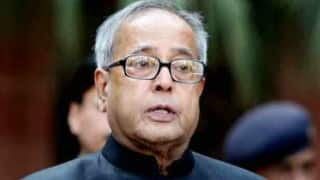 Terrorism, climate change on Pranab Mukherjee's agenda for talks with Israel