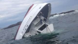 Four killed in Canada ship capsize