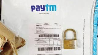 OMG! Paytm delivers brass lock instead of Samsung Galaxy S6 Edge