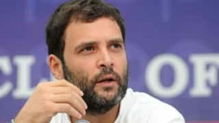 Place emphasis on weaker sections of society: Rahul Gandhi