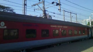 Madgaon-Nizamuddin Rajdhani train ran with no driver for 15 kms