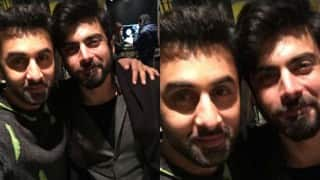 Too Hot! Fawad Khan joins Ranbir Kapoor in 'Ae Dil Hai Mushkil' - See selfie picture