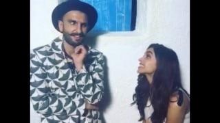 Don't miss! Deepika Padukone and Ranveer Singh's cute Dubsmash! Who is better? (Watch video)
