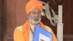 Sakshi Maharaj alleges biased treatment against Hindus