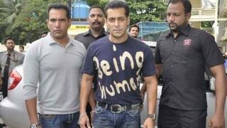 OMG!! सलमान खान की सुरक्षा बढ़ाई गई