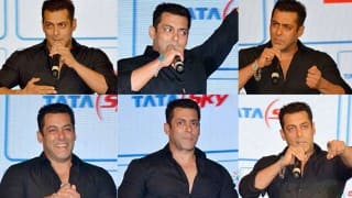 Salman Khan and his various moods!