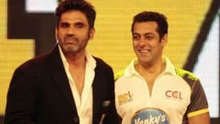 Salman Khan congratulates 'fitness freak' pal Sunil Shetty for his new fitness show