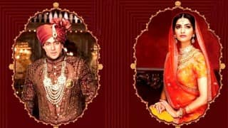 Salman Khan & Sonam Kapoor: Meet Bollywood's most royal couple from Prem Ratan Dhan Payo