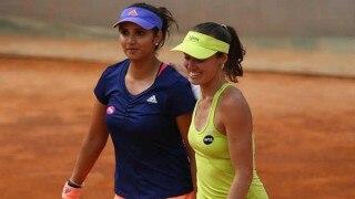 सानिया-मार्टिना चीन ओपन के फाइनल में पहुंचीं
