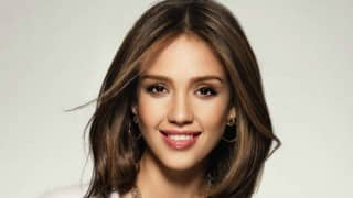 My children love my make-up: Jessica Alba