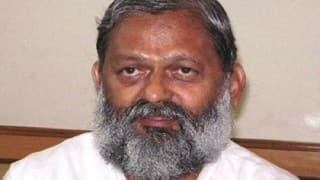 Instead of tiger, declare cow national animal: Haryana minister Anil Vij