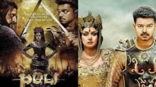 Puli Movie Review: New cut-off for mediocre filmmaking