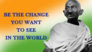 Mahatma Gandhi Jayanti 2016: Top 5 movements for Independence by the Father of the Nation!