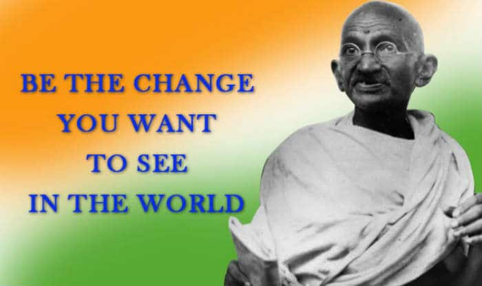 mohandas gandhi india s struggle for freedom He led the struggle for india's independence from british colonial rule  also:  collected works of mahatma gandhi, op cit, vol 8, p  freedom is like a birth.