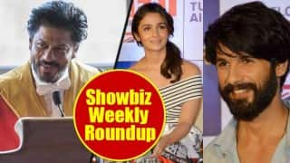 Showbiz Weekly Roundup: Shah Rukh Khan becomes doctor; Shaandaar cast set to make this Dussehra special