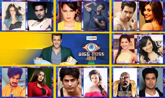 Bigg Boss 9 contestants: Which is the hottest jodi in the