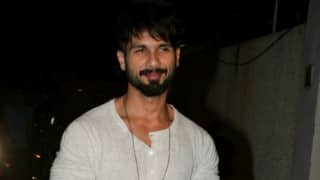 Vishal Bhardwaj's films precious jewels for me: Shahid Kapoor